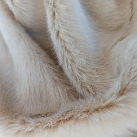 Львёнок 15мм Бежевый эко- мех