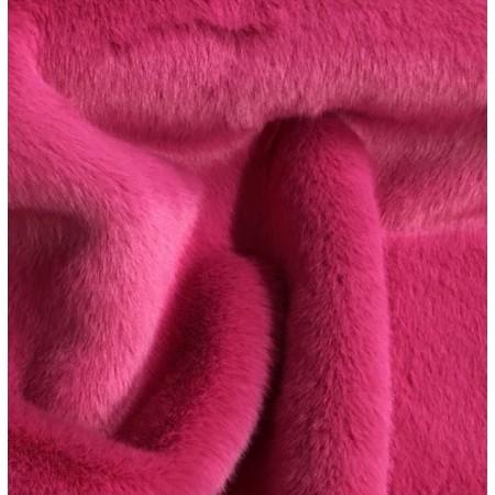 Норка 18мм - Ярко розовая