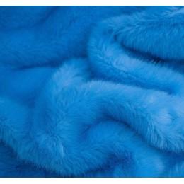 Норка 11мм Ярко голубая