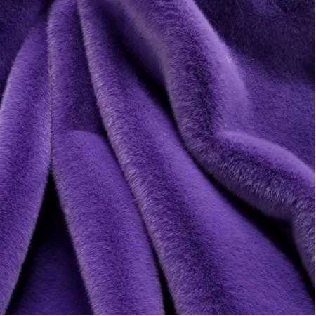 Норка 18мм - Фиолетовый ирис