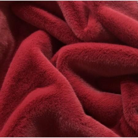 Норка 18мм- Насыщенно розовая
