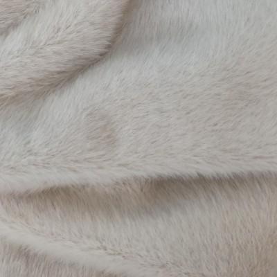 Реалистичный искусственный мех мини Норка серый