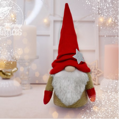 Набор для шитья новогоднего гнома