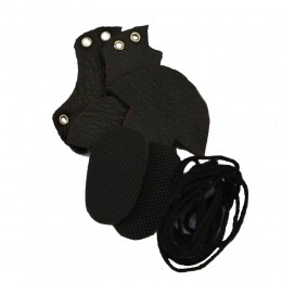 Набор для изготовления ботиночек для Блайз Черный