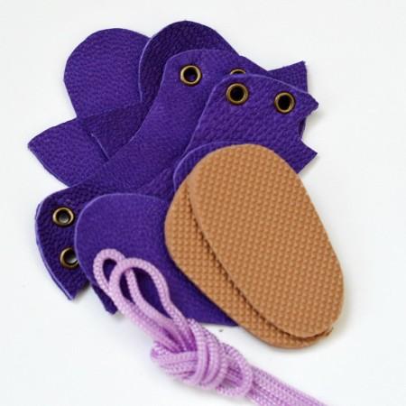 Набор для изготовления ботиночек для Блайз Фиолетовый