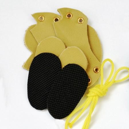 Набор для изготовления ботиночек для Блайз Горчица