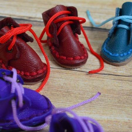 Ботинки для Блайз красные