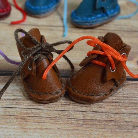 Ботинки для Блайз коричневые