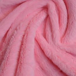 Мех Розовый