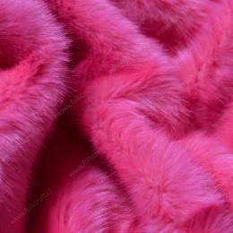 Норка  18мм Розовая