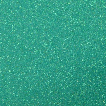 Блестящий фоамиран 2 мм - Бирюзовый
