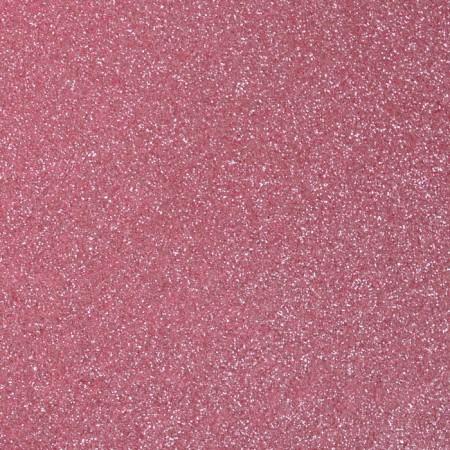 Блестящий фоамиран 2 мм - Розовый
