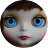 Фурнитура и аксессуары для кастома кукол Блайз