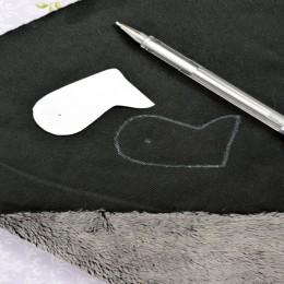 Ручка для кроя на темных тканях
