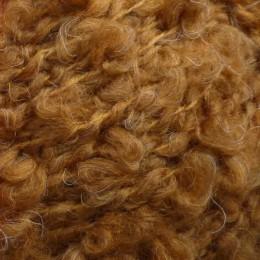 Волосы для вальдорфских кукол Букле De Witte Engel  - охра