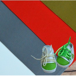 Цветной кант для кукольной обуви