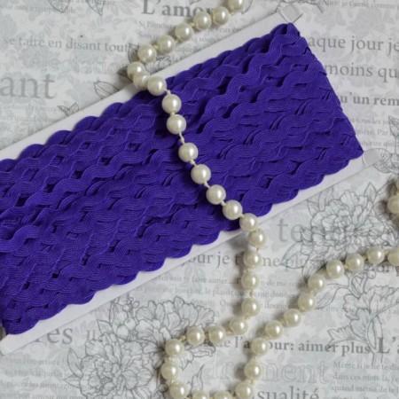 Тесьма вьюн - Фиолетовый