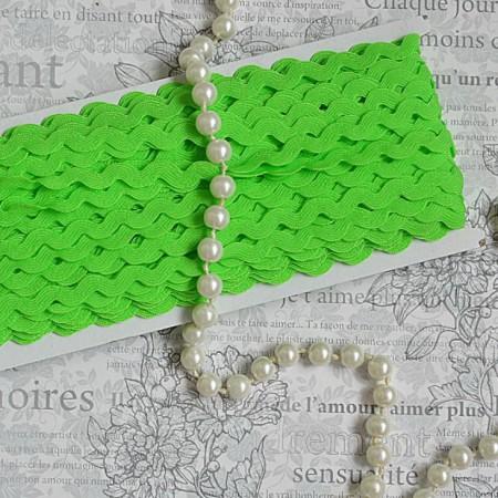 Тесьма вьюн - Зеленый
