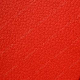 Искусственная текстурная кожа Красная