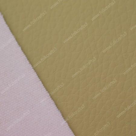 Текстурная эко-кожа Оливковая