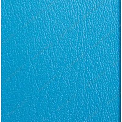 Голубая  виниловая  кожа
