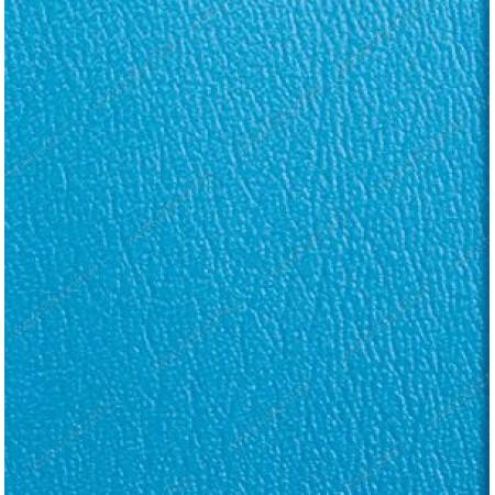 Виниловая кожа Голубая