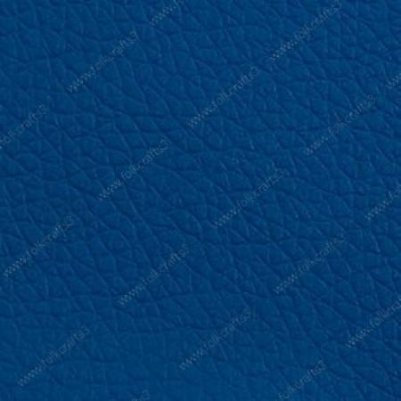 Виниловая кожа Синяя