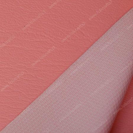 Виниловая кожа Розовая