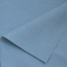 Замша двусторонняя -  Светло голубая