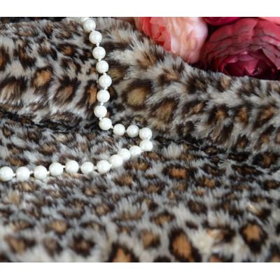 Искусственный мех Леопард