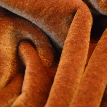 Мутон рыже-коричневый 7мм