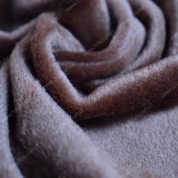 Плюшевый мех Шоколад
